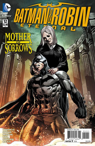 Batman and Robin Eternal (2015) #12
