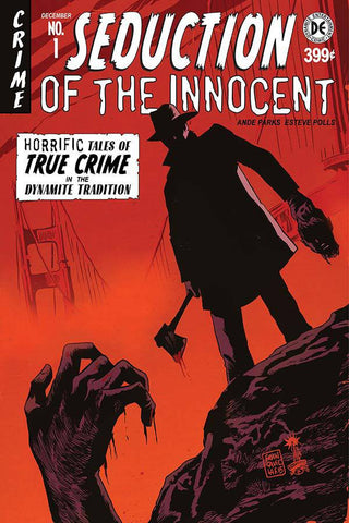Seduction of the Innocent (2015) #1