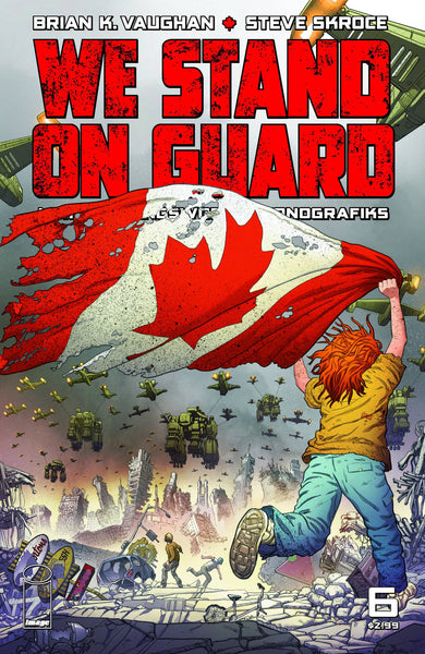 We Stand On Guard (2015) #6