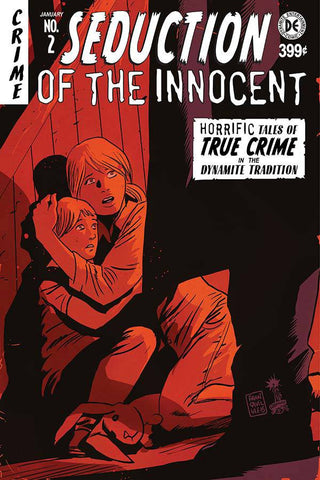 Seduction of the Innocent (2015) #2