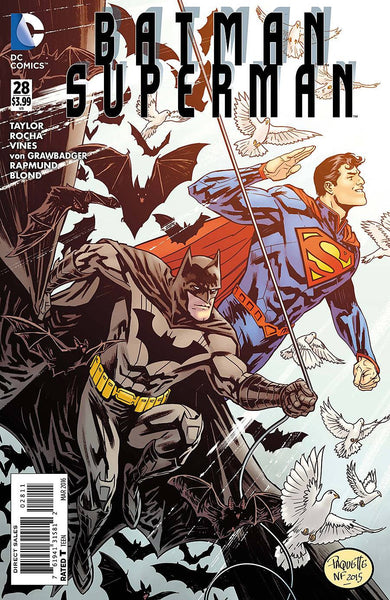 Batman / Superman (2013) #28