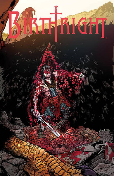 "Birthright (2014) #13 ""Cover B"" Variant"