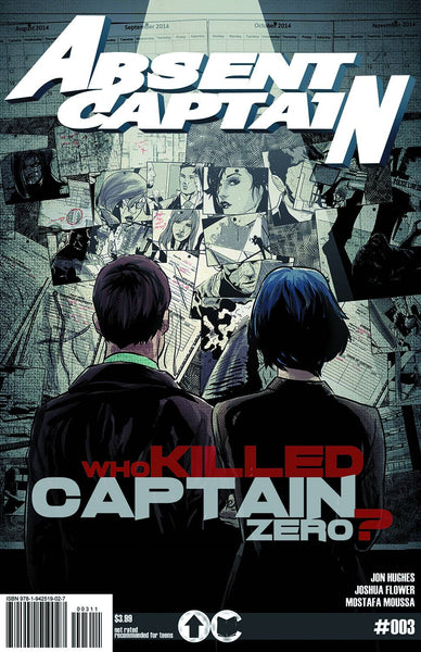 Absent Captain (2015) #3