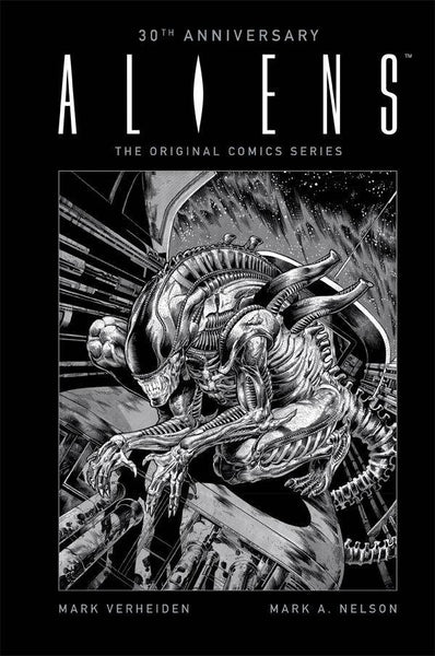 Aliens 30th Anniversary: The Original Comics Series (2016) HC