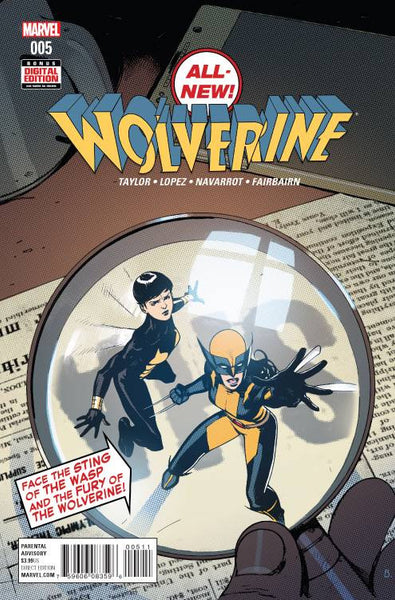 All New Wolverine (2016) #5
