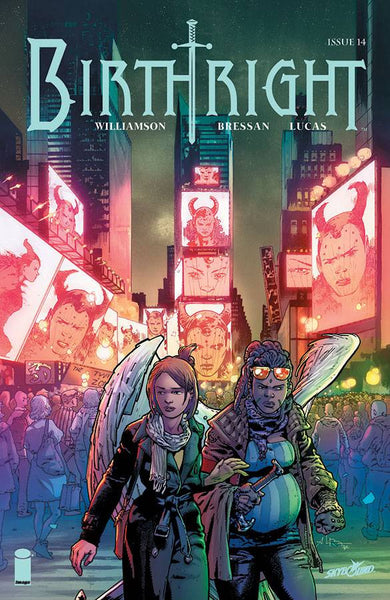 "Birthright (2014) #14 ""Cover A"" Variant"