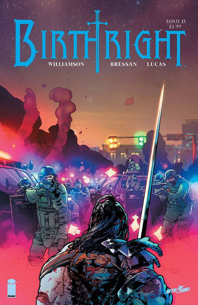 "Birthright (2014) #15 ""Cover A"" Variant"