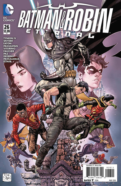 Batman and Robin Eternal (2015) #26
