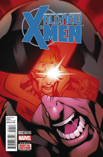 All New X-Men (2016) #2
