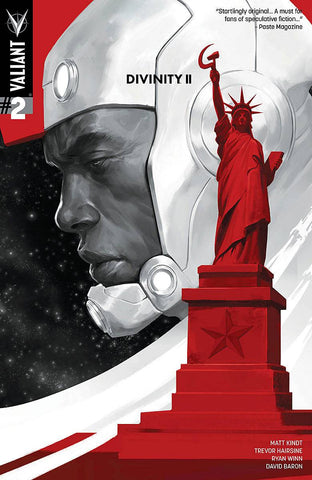 "Divinity II (2016) #2 ""Cover A"" Variant"
