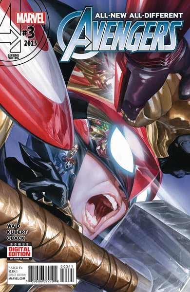 All New All Different Avengers (2015) #3