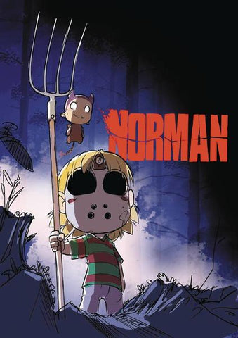 "Norman (2016) #1 ""Cover B"" Variant"