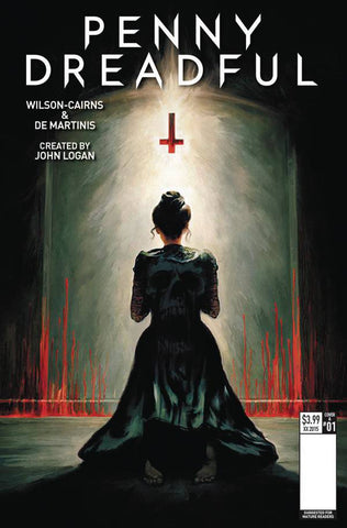 "Penny Dreadful (2016) #2 Pierce ""Cover A"" Variant"