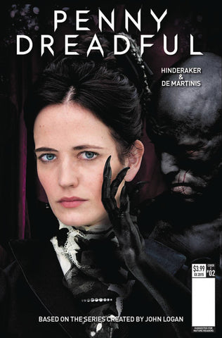 "Penny Dreadful (2016) #2 ""Photo"" ""Cover C"" Variant"