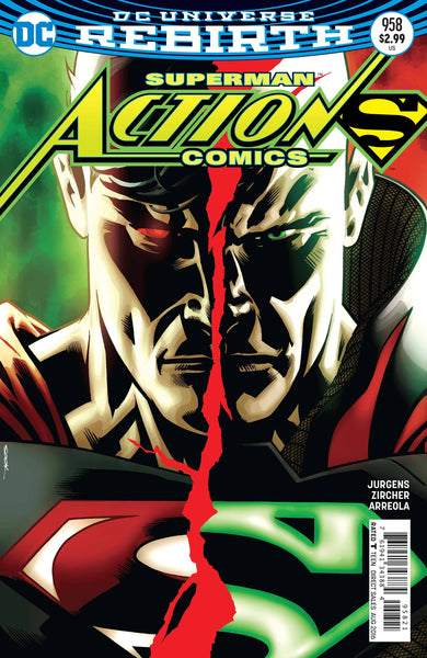 Action Comics (1938) #958 Sook Variant