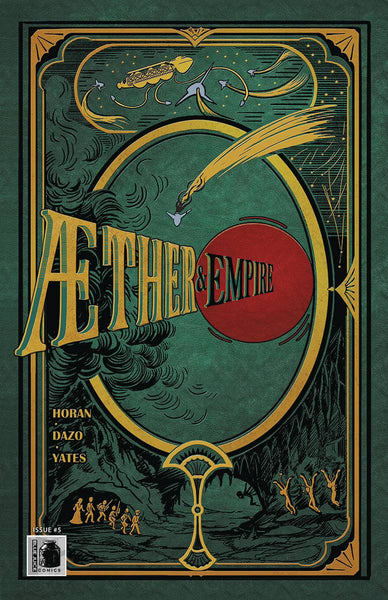 Aether and Empire (2016) #5