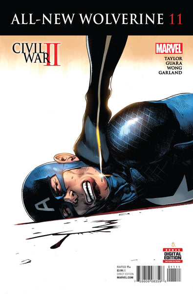 All New Wolverine (2016) #11