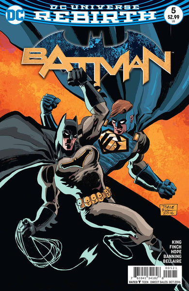 Batman (2016) #5 Sale Variant