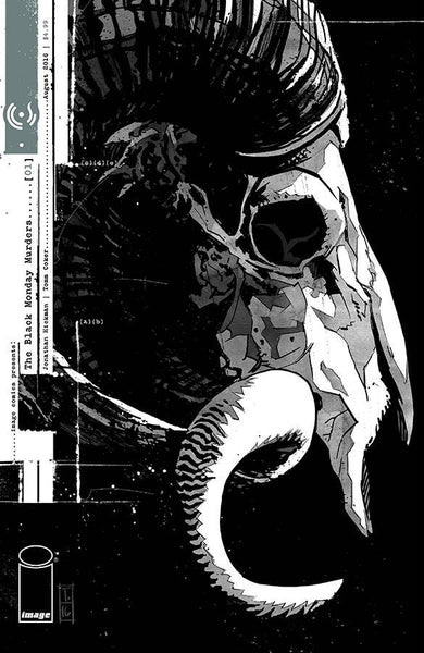 The Black Monday Murders (2016) #1