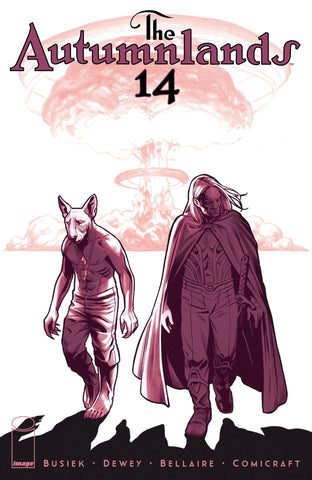 The Autumnlands: Tooth & Claw (2014) #14