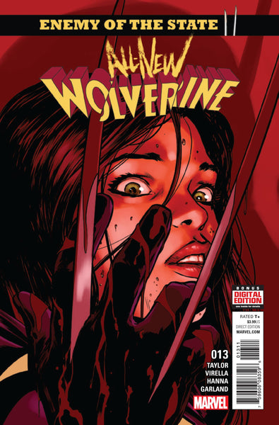 All New Wolverine (2016) #13