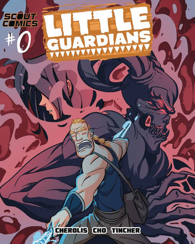 Little Guardians (2017) #0