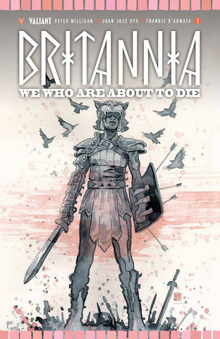 "Britannia: We Who Are About To Die (2017) #1 Mack ""Cover B"" Variant"