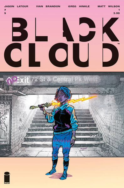 Black Cloud (2017) #1