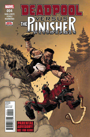 Deadpool vs. Punisher(2017) #4