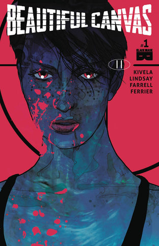 "Beautiful Canvas (2017) #1 Ward ""Cover B"" Variant"