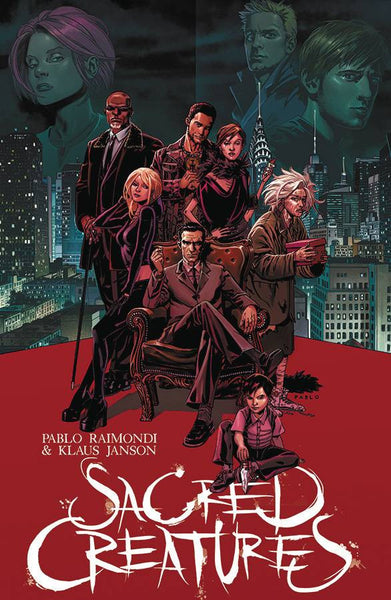Sacred Creatures (2017) #1