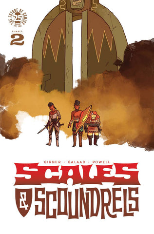 Scales & Scoundrels (2017) #2