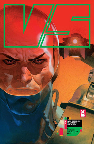 "VS (2018) #1 Ribic ""Cover A"" Variant"