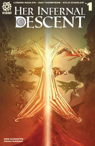 "Her Infernal Descent (2018) #1 Charles ""Cover A"" Variant"