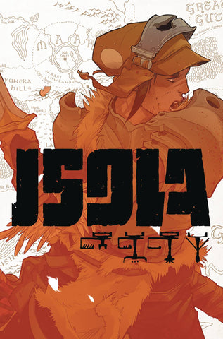 "Isola (2018) #1 Kerschl ""Cover A"" Variant"