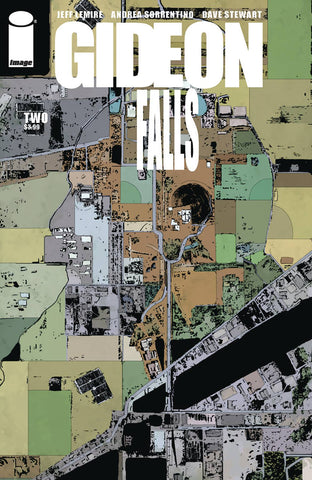 "Gideon Falls (2018) #2 Sorrentino ""Cover A"" Variant"