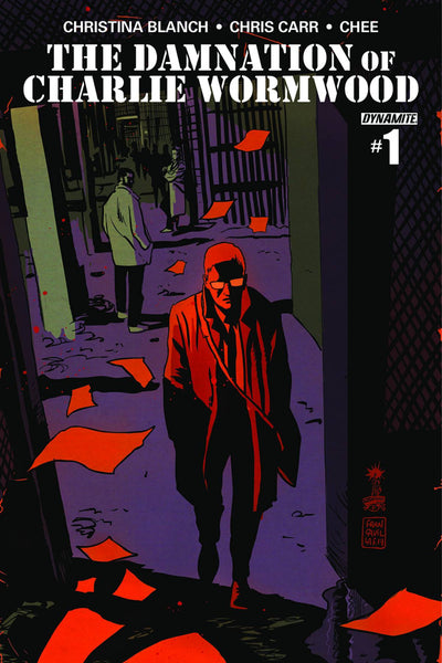 The Damnation of Charlie Wormwood (2014) #1
