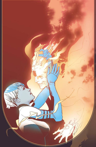 "The Death-Defying Doctor Mirage (2014) #1 ""Plus"" Variant"