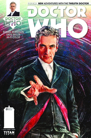 Doctor Who: The Twelfth Doctor (2014) #1