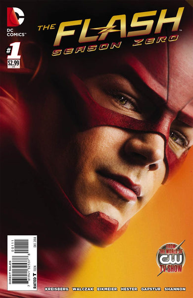 The Flash: Season Zero [II] (2014) #1