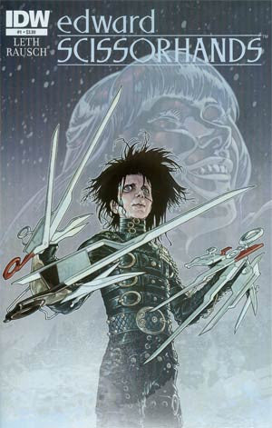 Edward Scissorhands (2014) #1