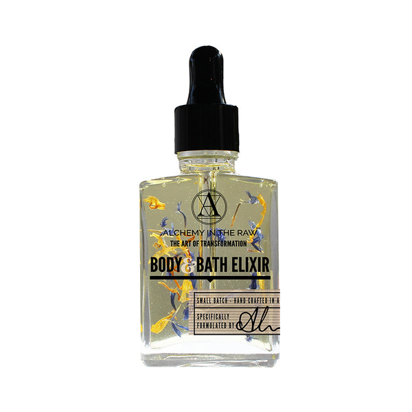 Alchemy In The Raw - Calm Body & Bath Elixir (30ml)