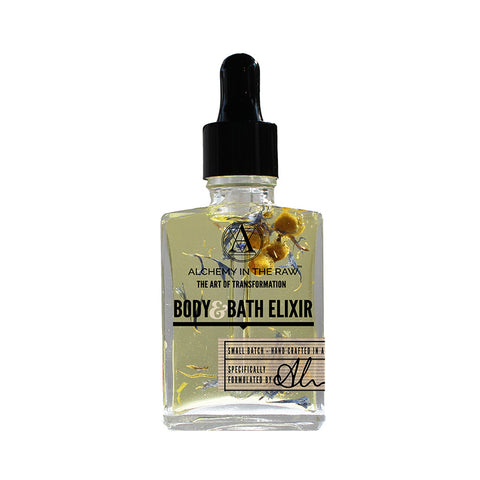 Alchemy In The Raw - Focus Body & Bath Elixir (30ml)