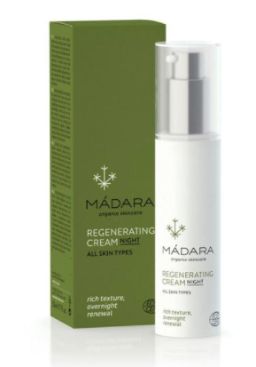 Mádara Regenerating Night Cream