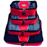 Packing Cubes | Travel Packing Cubes, 4pc Set | Packing Cubes for Travel |Used for Different Purposes