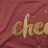 Cheers Tank (Bold Red)