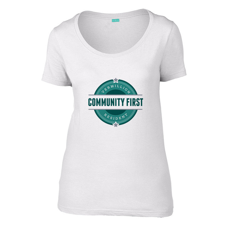Community First (White)