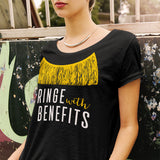 Fringe With Benefits (Black)