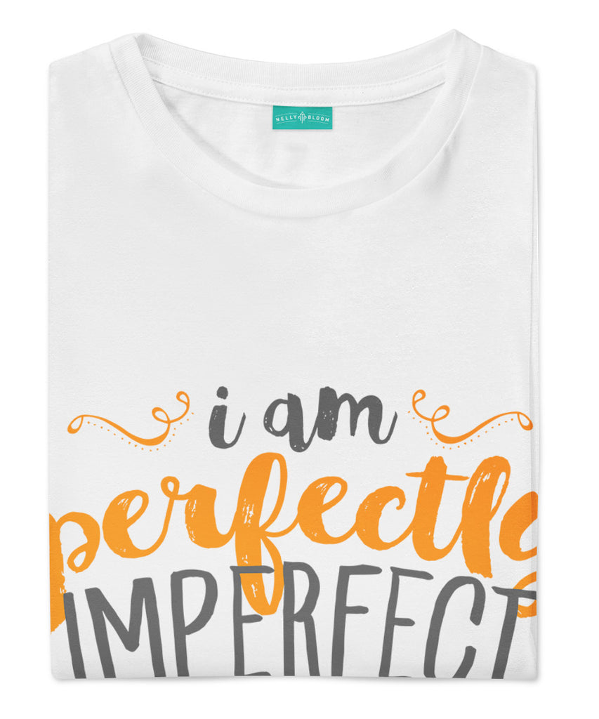 Perfectly Imperfect (White)