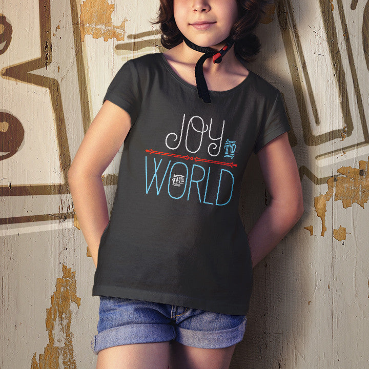 Joy to the World Youth (Black)